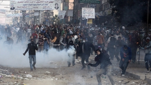 There have been almost daily protests since the ousting of Mohammed Mursi