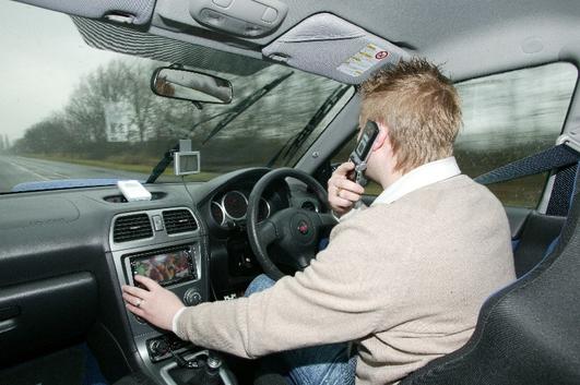 Better Driving Habits - Tony Toner