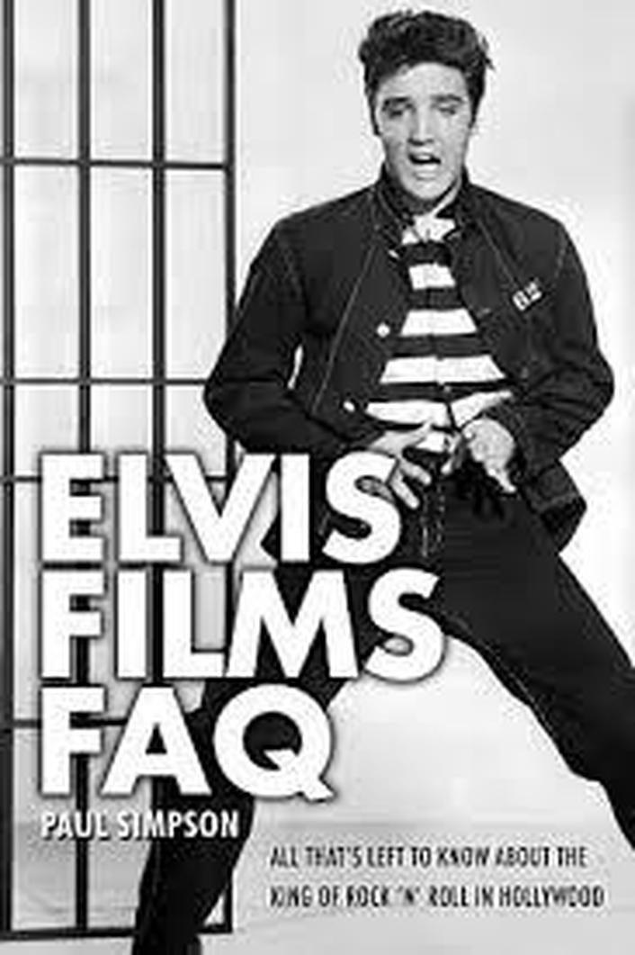 Book: Elvis Films FAQ