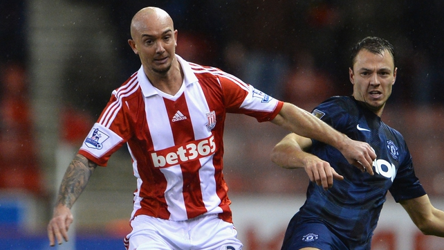 Stephen Ireland now sees his long-term future at the Britannia Stadium