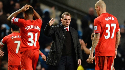 Brendan Rodgers believes Liverpools home form can propel them to the Champions League