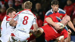 Paul O'Connell starts for Munster against Treviso