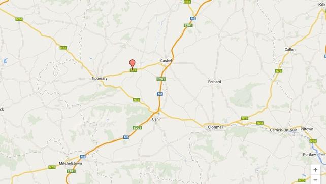 A man in his 60s died in a crash on the N74 at Thomastown (Google Maps)