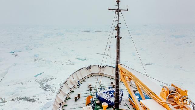 52 passengers had been trapped aboard the ship MV Akademik Shokalskiy