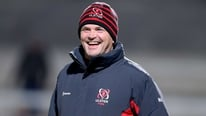 Ulster coach Mark Anscombe gives his reaction to their win over Munster
