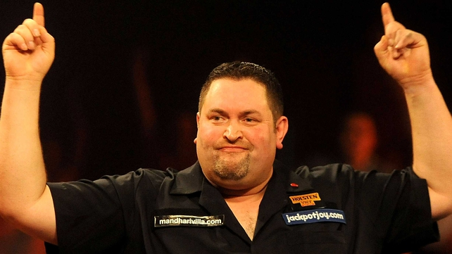Alan Norris claimed a 3-0 win over Scott Waites