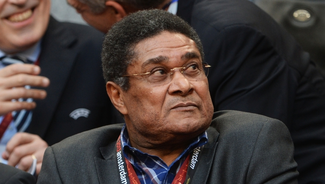 Eusebio is acknowledged as one of the greatest ever footballers