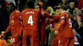 Aspas off the mark in Liverpool victory