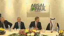 Taoiseach leading a trade mission to Saudi Arabia
