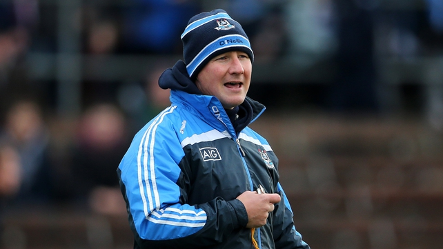 Jim Gavin said he and his management team were fortunate to be working with the current Dublin squad