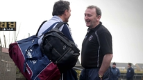 New Sligo manager Pat Flanagan gives his reaction to their loss to Galway