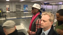 Today FM's Matt Cooper appears to be heading to North Korea with Dennis Rodman