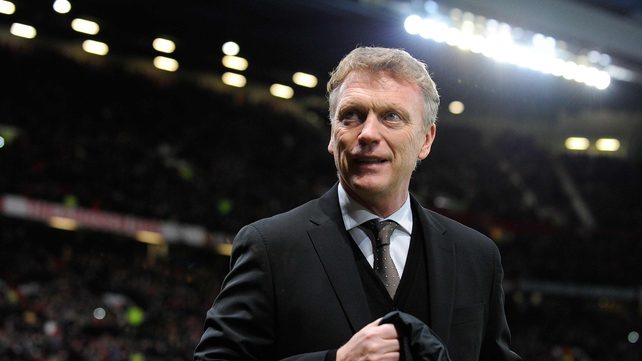 David Moyes praised the loyalty of Manchester United fans