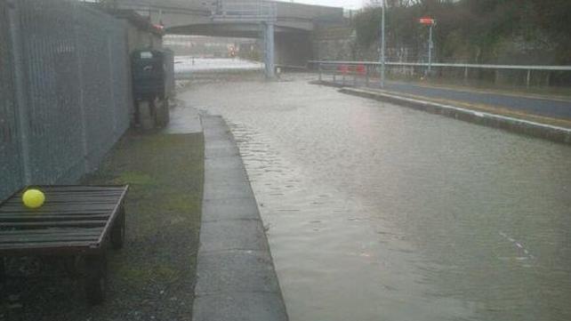 Plunkett Railway Station in Waterford