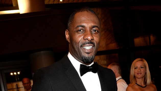 Idris Elba spent hours in make-up for Mandela