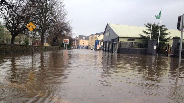 More flooding in Waterford (Pic: Brian Walsh)