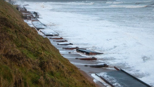 Winter Storm Repairs - Youghal
