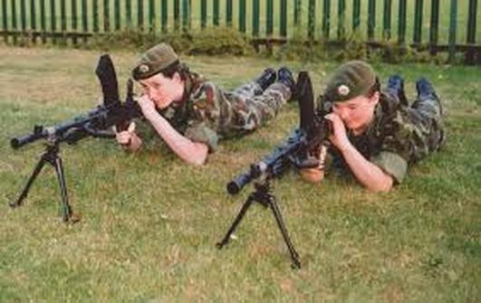 Army Recruitment of Women
