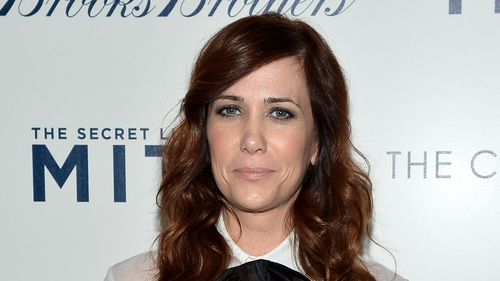 "Kristen Wiig was surprised by the ""beautiful"" The Secret Life Of Walter Mitty"