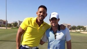 @McIlroyRory Will and Rory down on the fairways