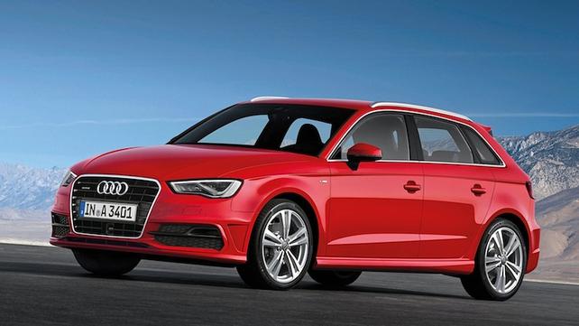 Audi at 5%