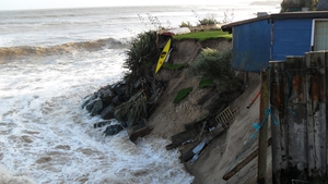 Many coastal areas suffered extensive damage in the storms (Pic: Alan Vines)