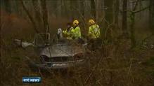 Woman killed in single car crash outside Killarney