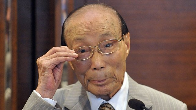 Run Run Shaw retired as Chairman of TVB aged 104