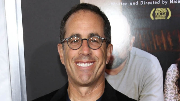 Jerry Seinfeld's webseries is really motoring