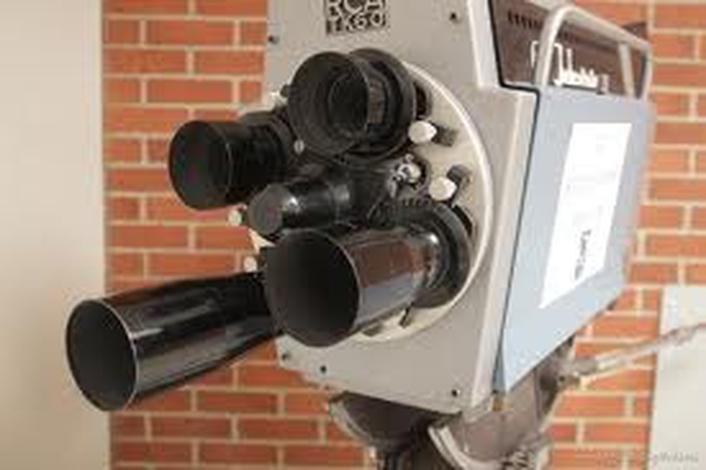 Vintage Television Cameras