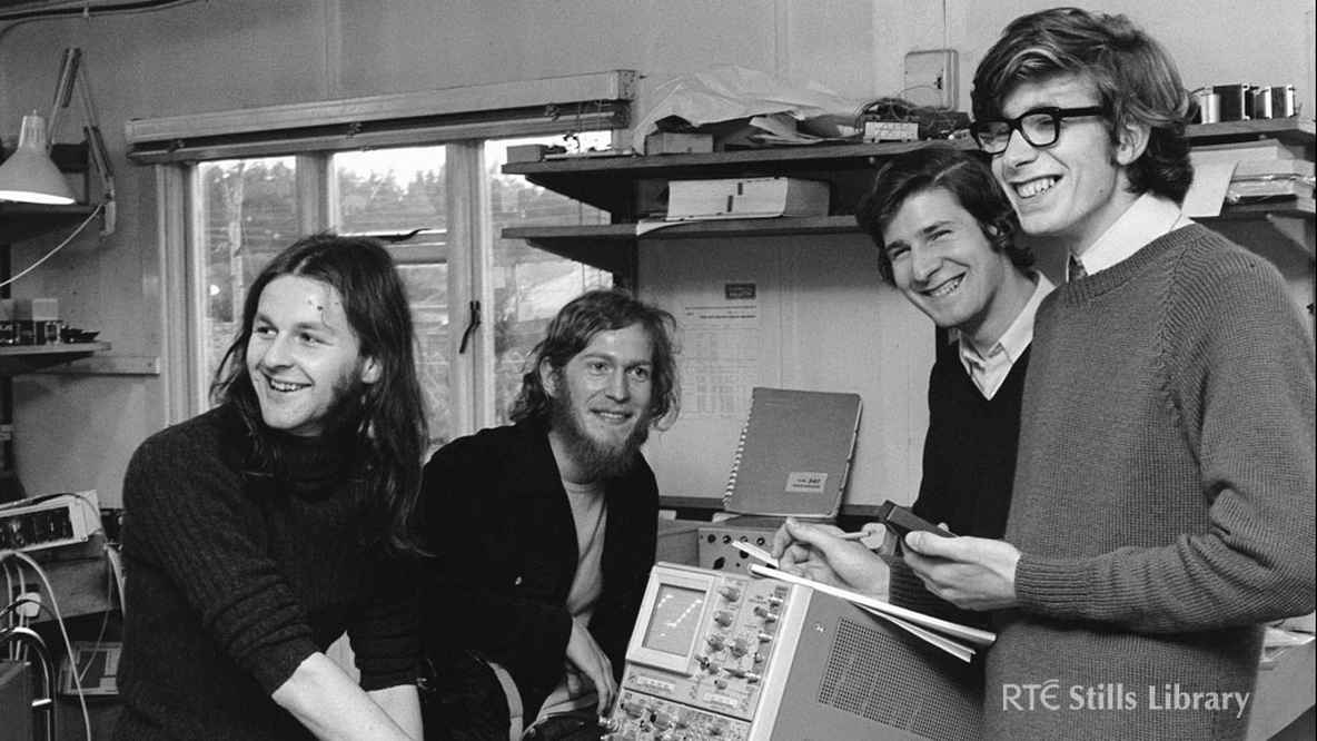 Radio Liberties 1975 But Who Are These Young Men?