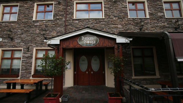 The court was held in the Brian Boru pub in Ballina