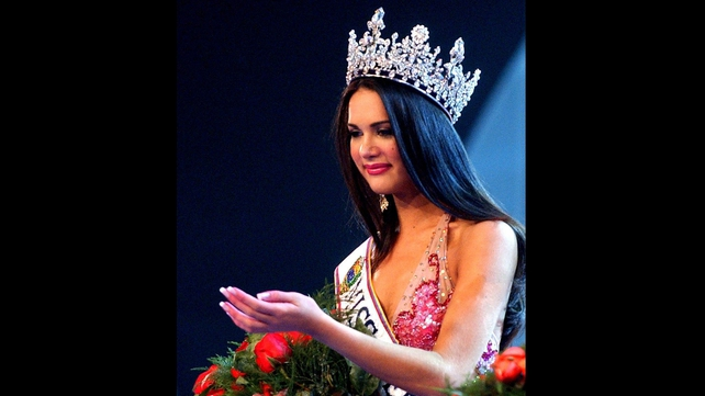 Monica Spear was named Miss Venezuela in 2004