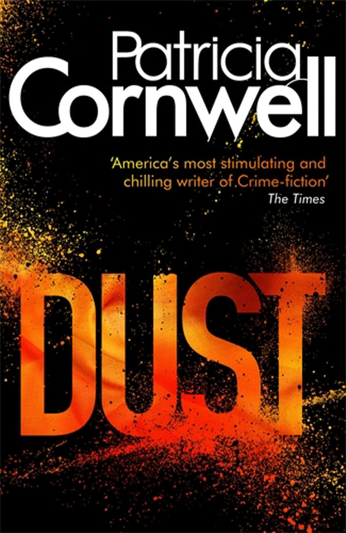 Review: Patricia Cornwell - Dust