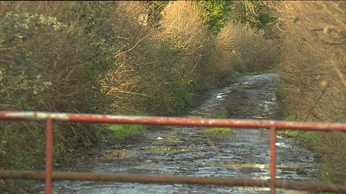 Gardaí found the body during a search after the man had not been seen for a number of days