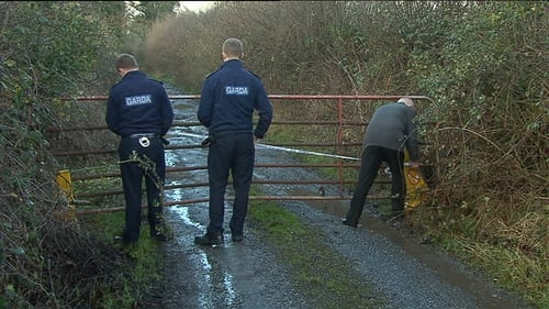 The body was discovered at Kilbride this morning