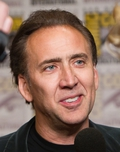 Nicolas Cage at 50