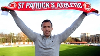 Keith Fahey looks ahead to his third spell with St Pat's Athletic