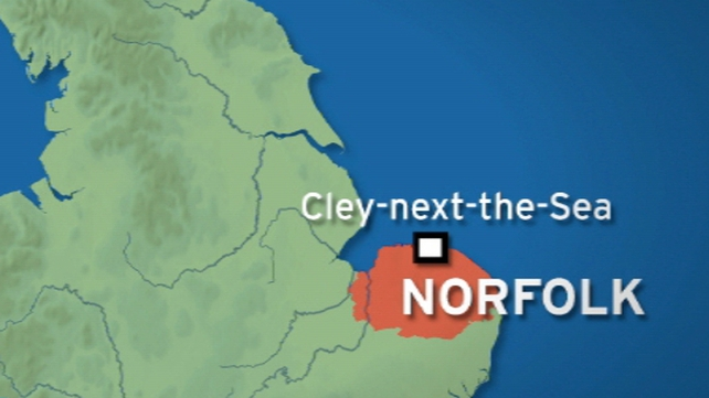 The incident happened in Cley-next-the-Sea