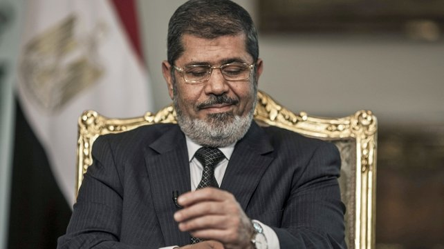 Mohammed Mursi faces charges of inciting the killing of protesters