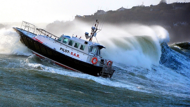 Safehaven Marine builds search-and-rescue vessels at Youghal in east Cork