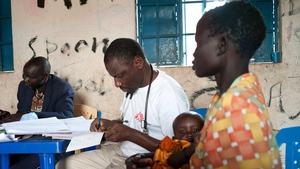 Over the past three weeks, MSF medical teams have provided 26,320 consultations and admitted 1,014 patients to its medical facilities in South Sudan. Teams have also delivered more than 40 tonnes of medical and logistical supplies to MSF's emergency proje