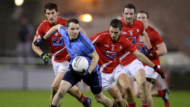 Dublin and Gary Sweeney had to work hard for their victory