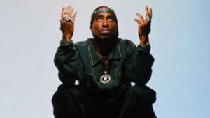 Tupac Shakur: moving tribute  from Snoop Dogg at Rock and Roll Hall of Fame in New York last night