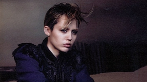 Miley Cyrus for Marc Jacobs. Photographed by David Sims.