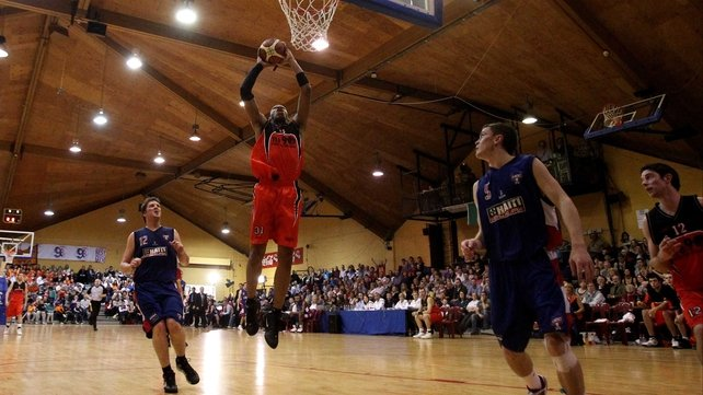 UCC Demons and Killester meet at 7pm on Friday night