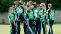 Irish women slip to defeat against Pakistan
