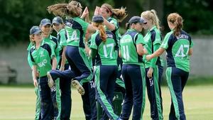 No joy for Ireland's women's team in Doha