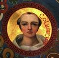 Tiarnán de hÁl, Cathaoirleach Craobh Cholm Cille Conradh na Gaeilge.