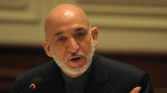 A spokesperson for President Hamid Karzai said the prisoners detention is illegal